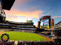Citi Field views, MLB: New York Mets vs. St. Louis Cardinals