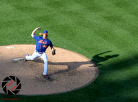 Noah Syndergaard, MLB: New York Mets vs. St. Louis Cardinals