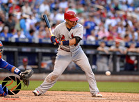 Yadier Molina, MLB: New York Mets vs. St. Louis Cardinals