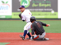Nick Sergakis, MiLB: Brooklyn Cyclones vs. Aberdeen Ironbirds