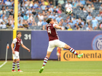 Marc Burch, MLS: New York City FC vs. Colorado Rapids