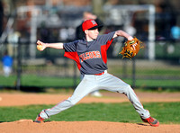 St. Edmund vs. Bishop Ford junior varsity baseball