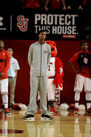 NCAA MBB: Xavier Musketeers at St JohnÕs Red Storm