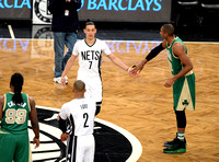 NBA: Brooklyn Nets vs. Boston Celtics, Jeremy Lin