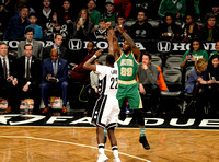 NBA: Brooklyn Nets vs. Boston Celtics, Jae Crowder