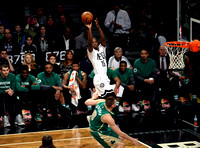 NBA: Brooklyn Nets vs. Boston Celtics, Isaiah Whitehead