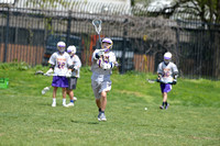 Boys' varsity lacrosse: Hunter College High School vs. Christopher Columbus Campus