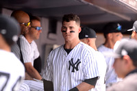 MLB: New York Yankees vs. Texas Rangers, Old Timers' Day