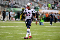 NFL: New England Patriots at New York Jets