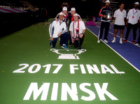 2017 Fed Cup Final: USA vs. Belarus, Kathy Rinaldi, Lisa Raymond