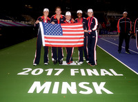 2017 Fed Cup Final: USA vs. Belarus, Coco Vandeweghe