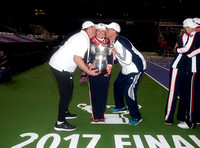 2017 Fed Cup Final: USA vs. Belarus, Kathy Rinaldi