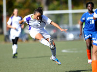 Girls varsity soccer: High School for Math, Science and Engineering vs. Lehman
