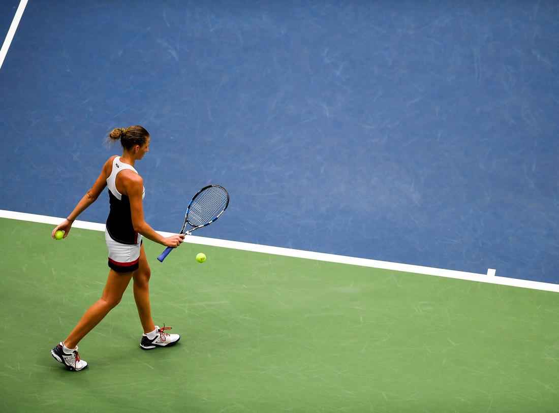 Karolina Pliskova, 2016 US Open
