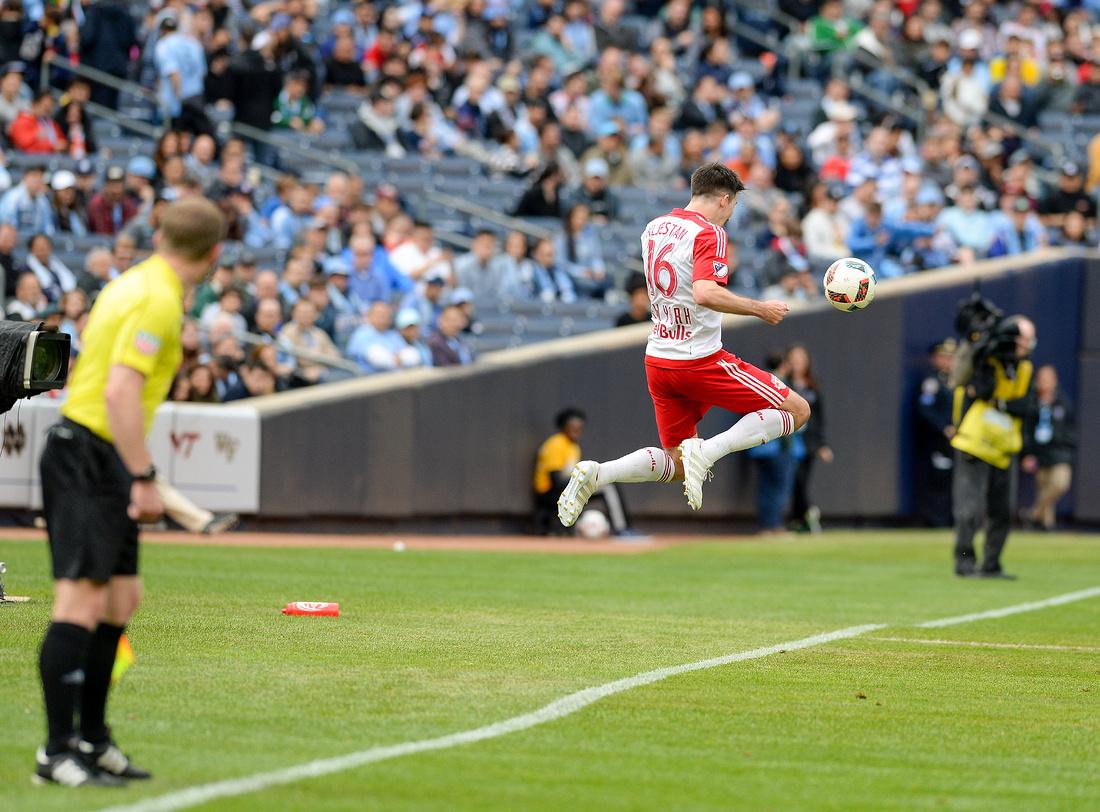 MLS: NYCFC vs. New York Red Bulls