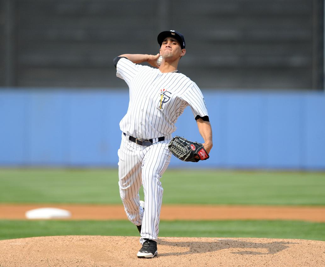 Luis Cedeno, Staten Island Yankees
