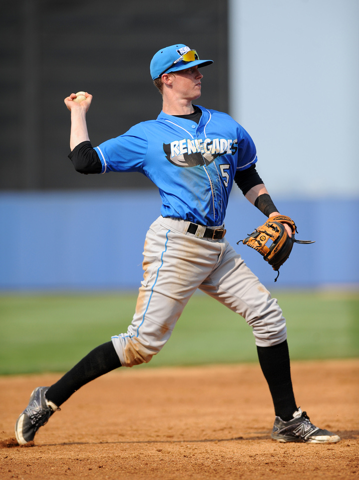 Jake Cronenworth, Hudson Valley Renegades