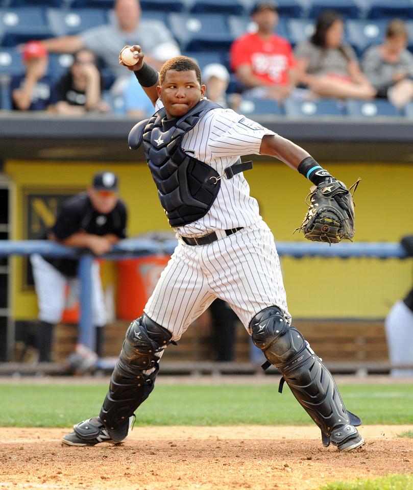 MiLB: Hudson Valley Renegades vs. Staten Island Yankees