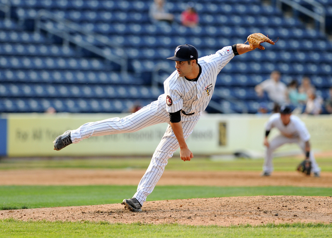 Josh Roeder, Staten Island Yankees
