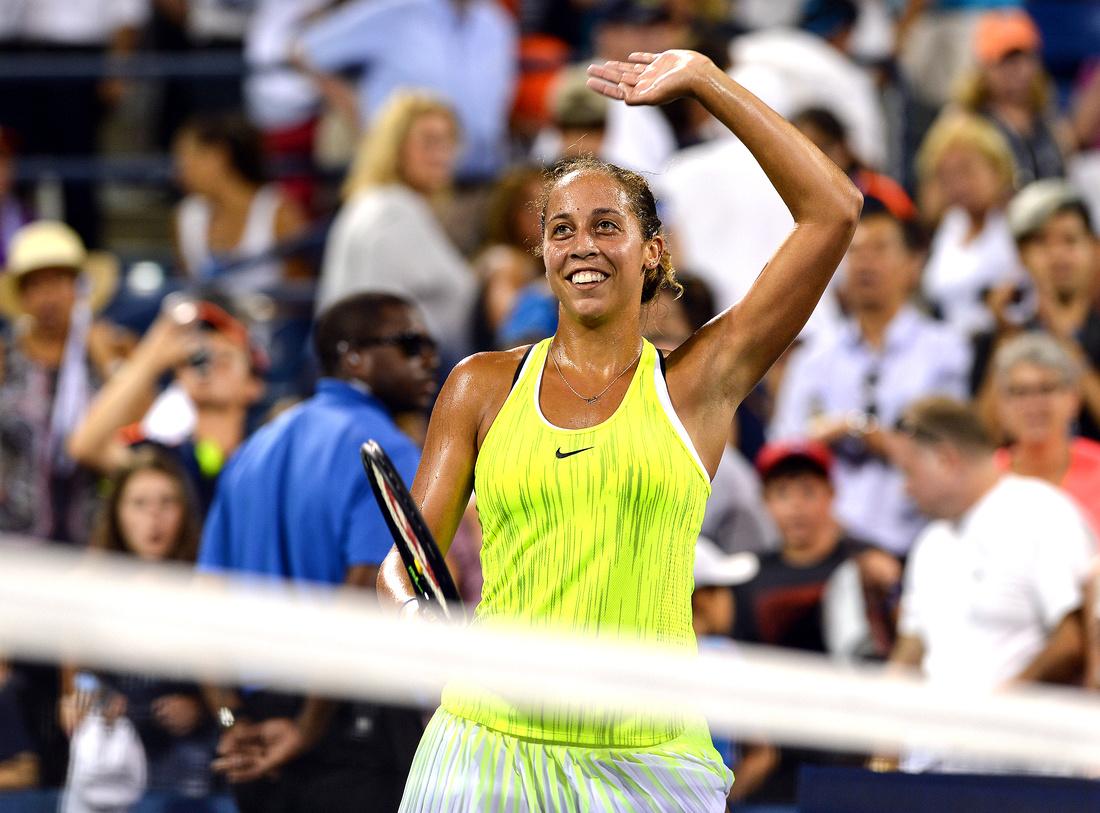 Madison Keys, 2016 US Open