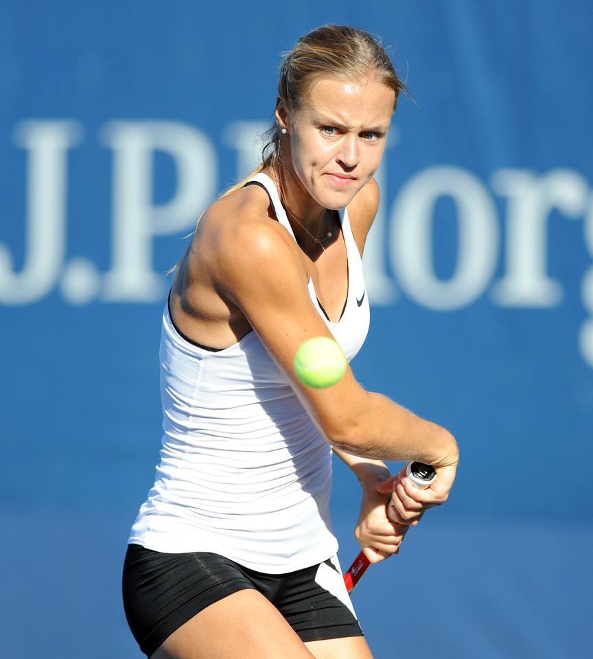 Anna Karolina Schmiedlova, US Open Qualifying Tournament Day 4
