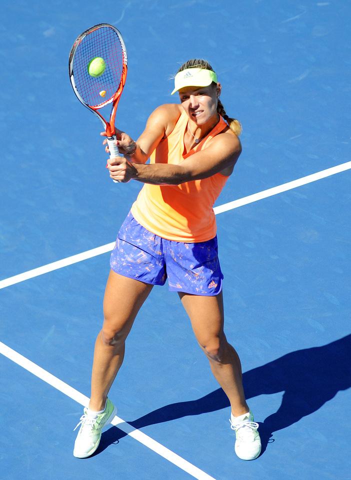 Angelique Kerber, 2015 US Open