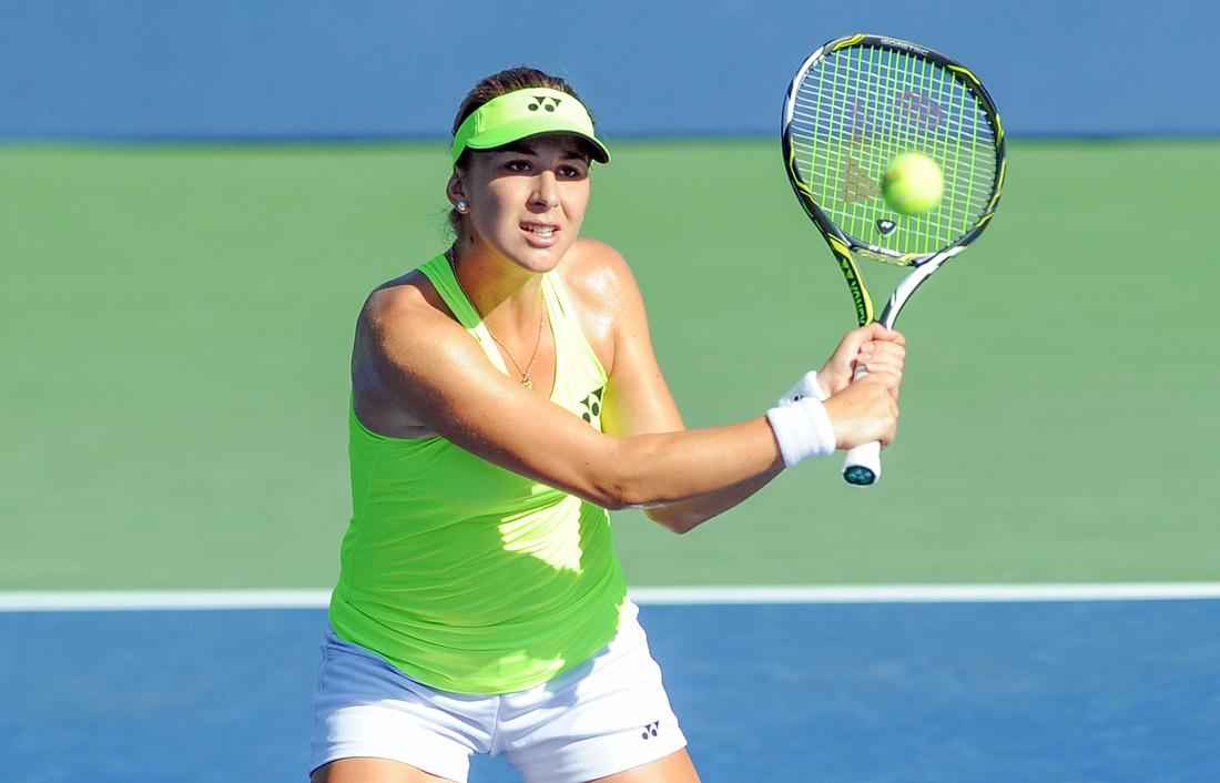 Belinda Bencic, 2015 US Open