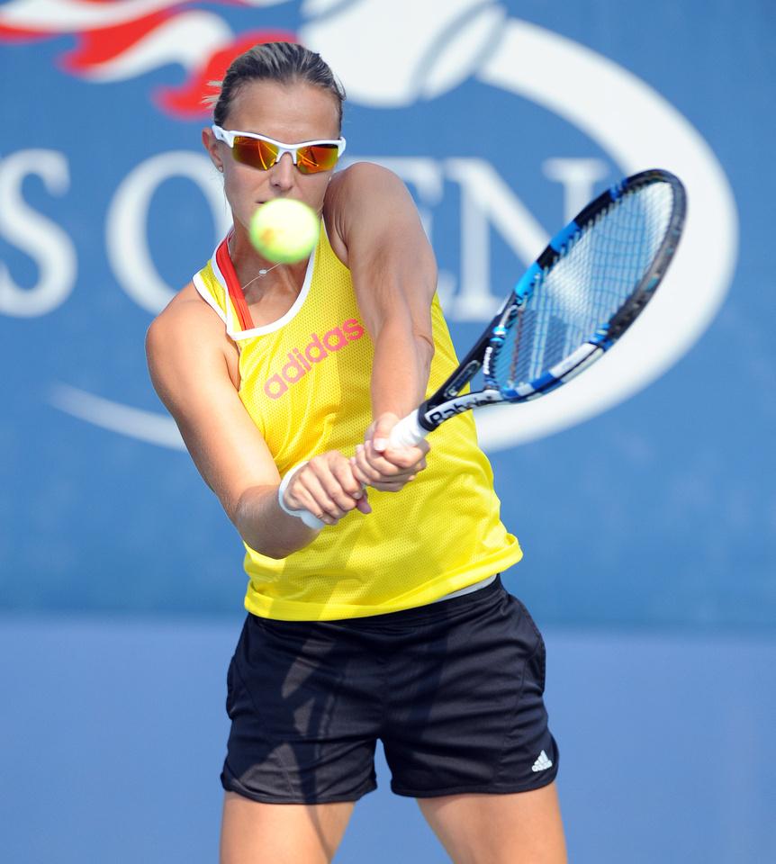 Kirsten Flipkens, 2015 US Open