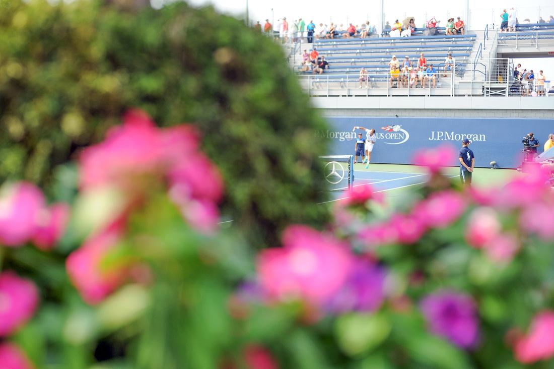 Ivo Karlovic, 2015 US Open Day 4
