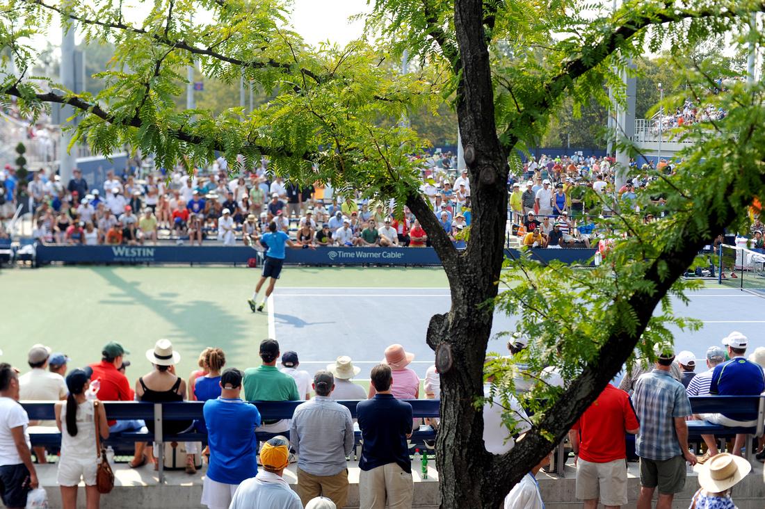 Jiri Vesely, 2015 US Open Day 4