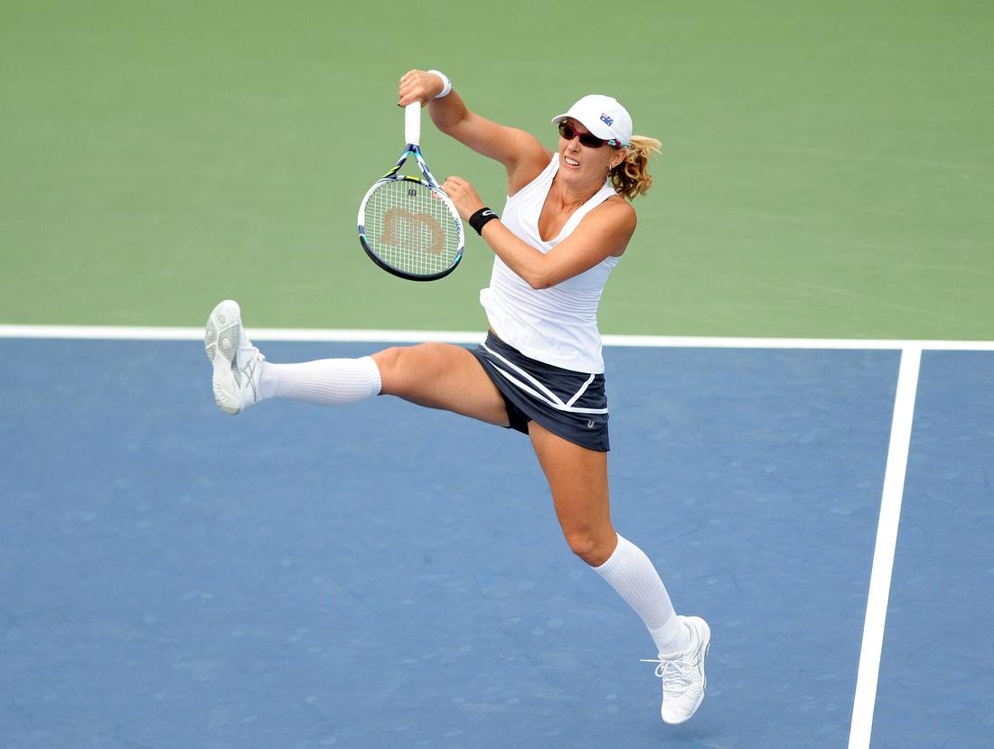 Anastasia Rodionova, 2015 US Open Day 5