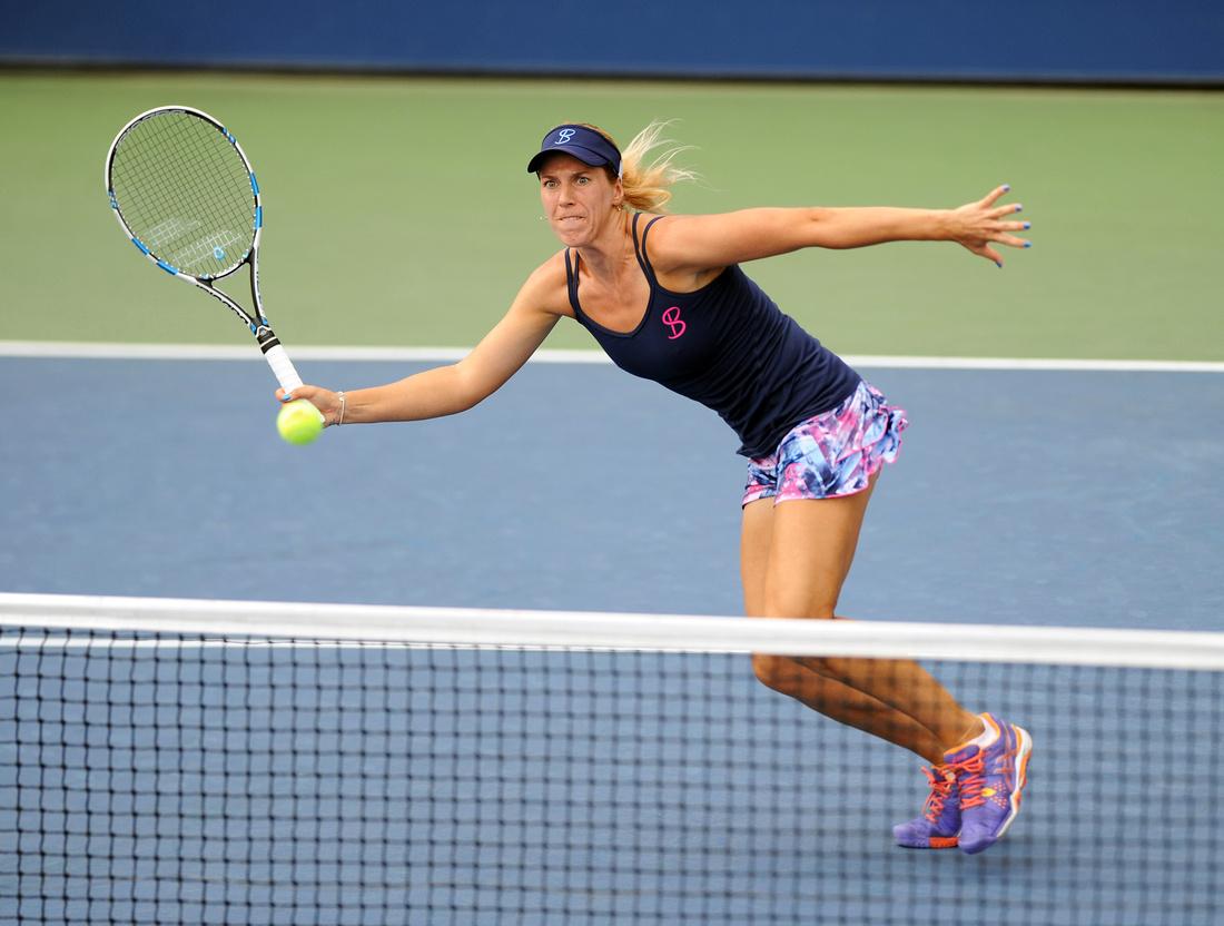 Olga Savchuk, 2015 US Open Day 5