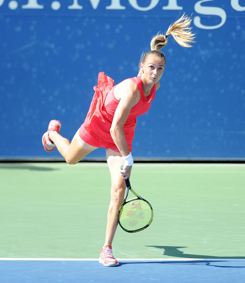 Magdalena Rybarikova, 2015 US Open Day 6