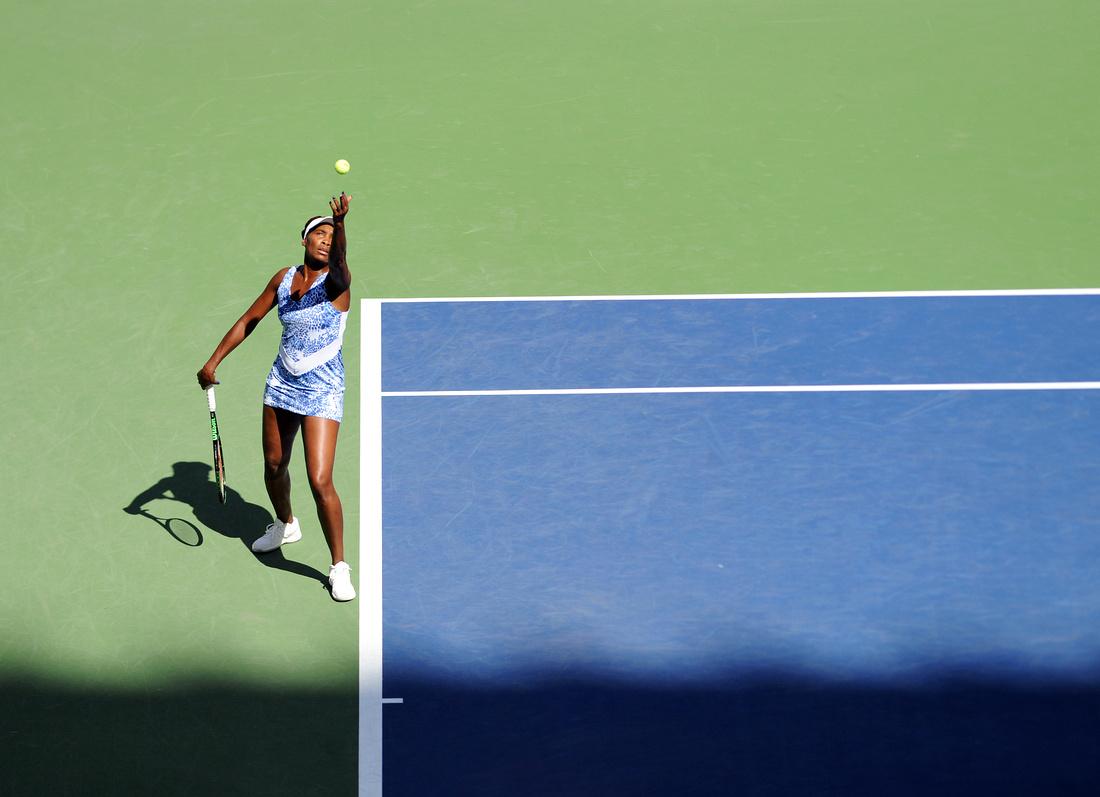Venus Williams, 2015 US Open Day 7
