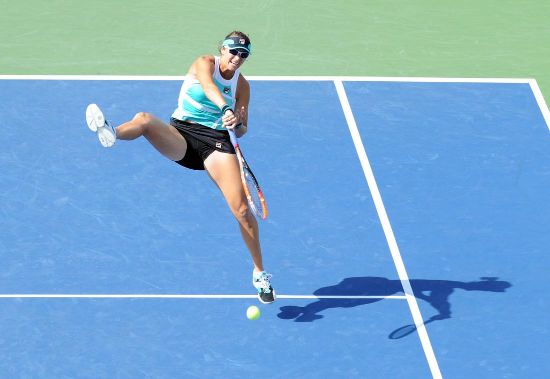 Yaroslava Shvedova, 2015 US Open Day 12