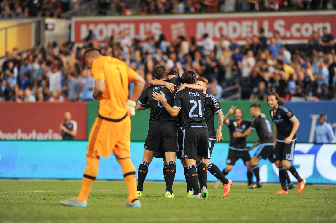 MLS: New York City FC vs San Jose Earthquakes