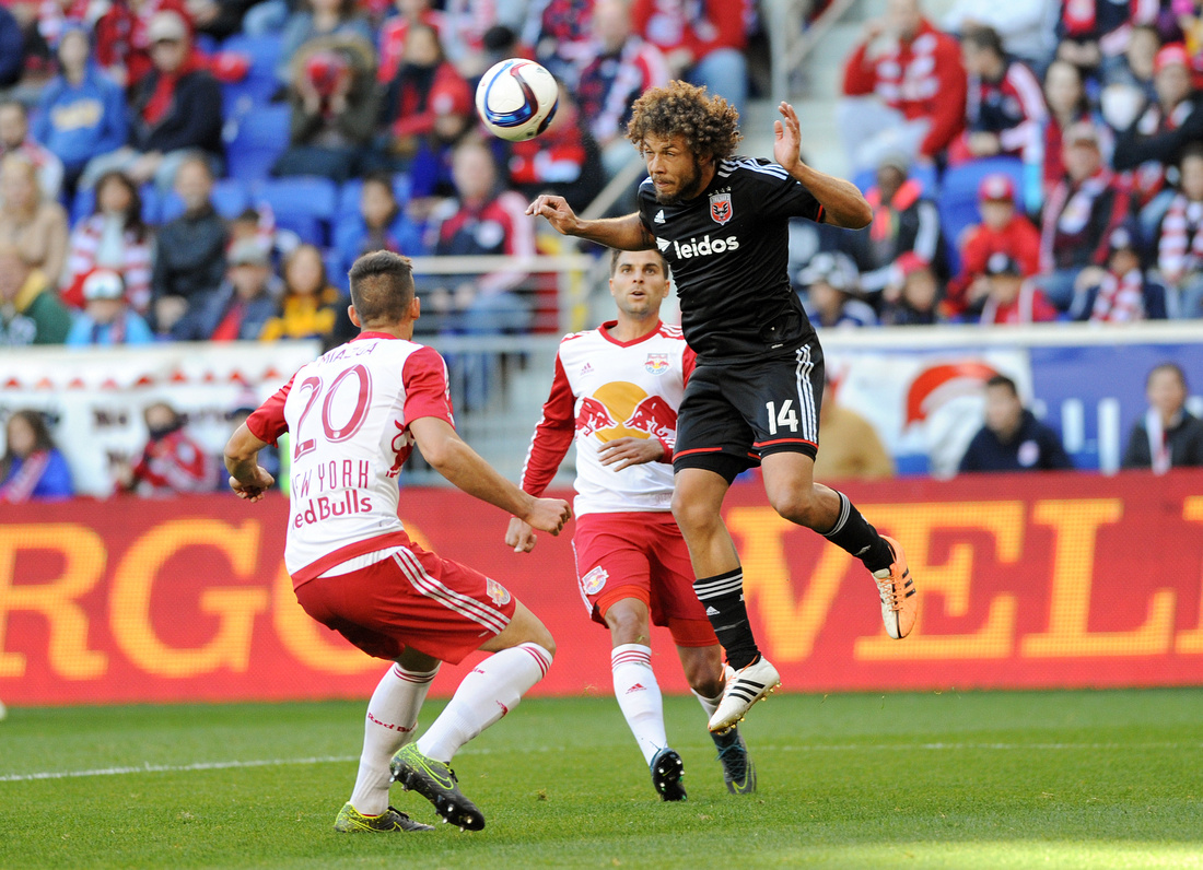MLS Eastern Conference Semifinal Second Leg: New York Red Bulls vs. DC United, Red Bull Arena
