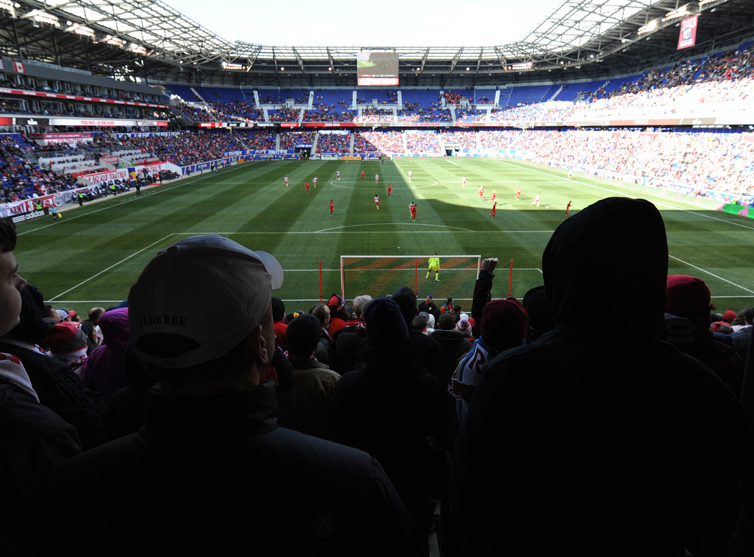 MLS: New York Red Bulls vs. Toronto FC
