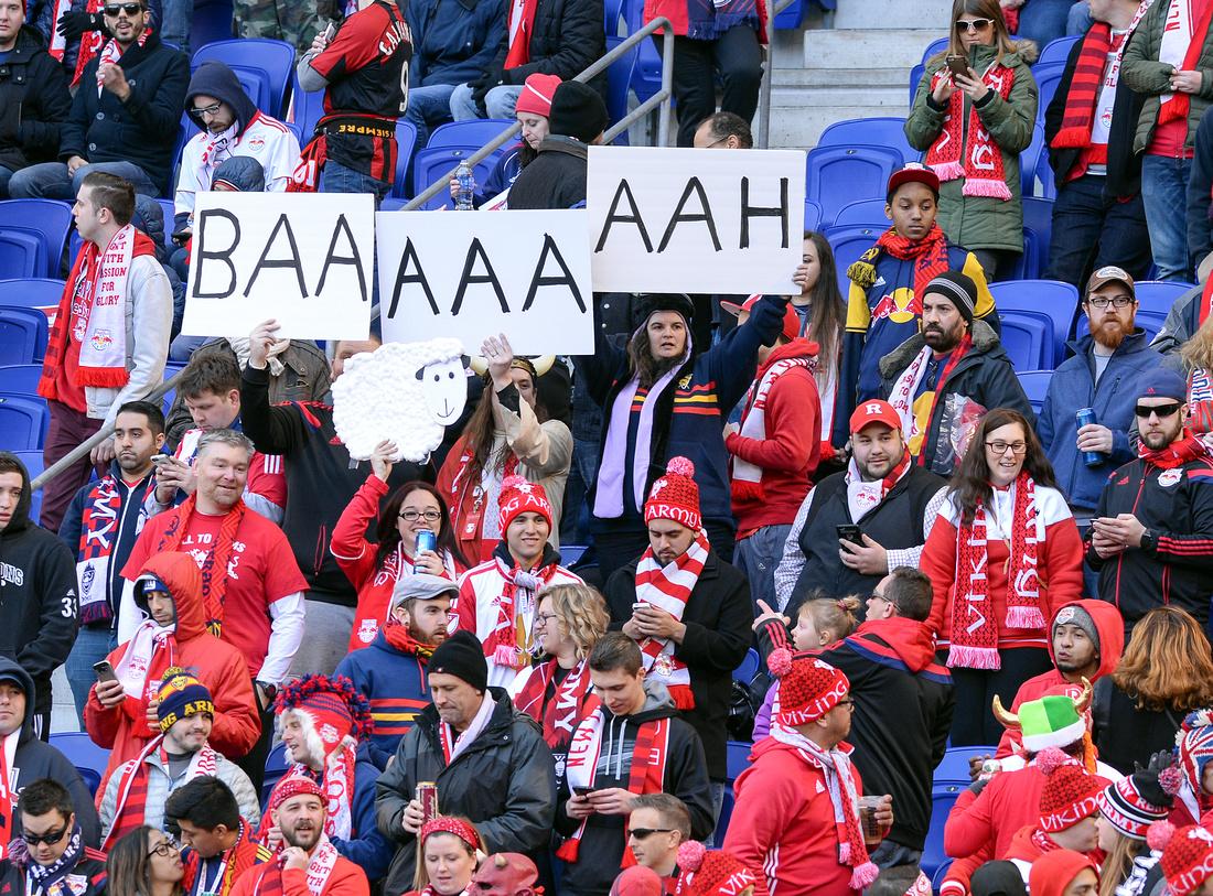 MLS: New York Red Bulls vs. Toronto FC