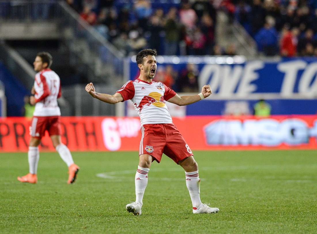 MLS: New York Red Bulls vs. Houston Dynamo