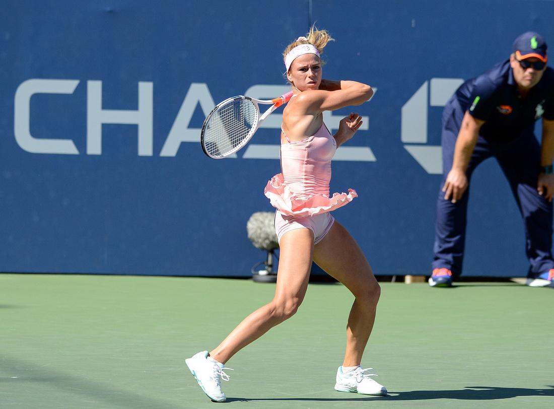 Camila Giorgi, 2016 US Open