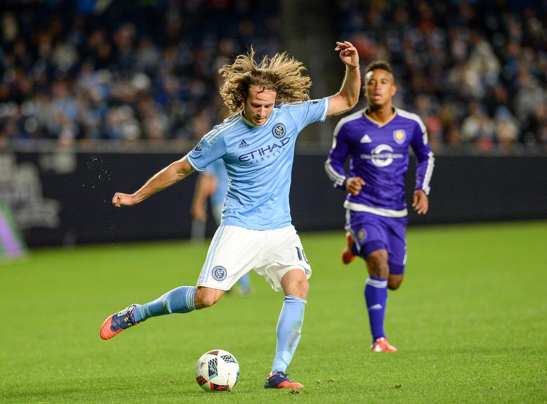 MLS: NYCFC vs. Orlando