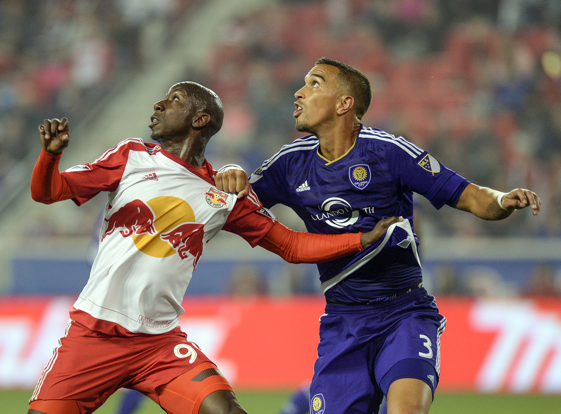 MLS: New York Red Bulls vs. Orlando City SC