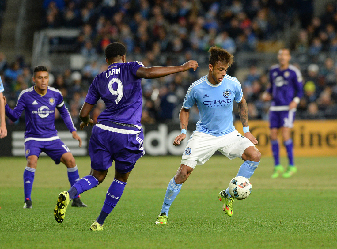 MLS: NYCFC vs. Orlando