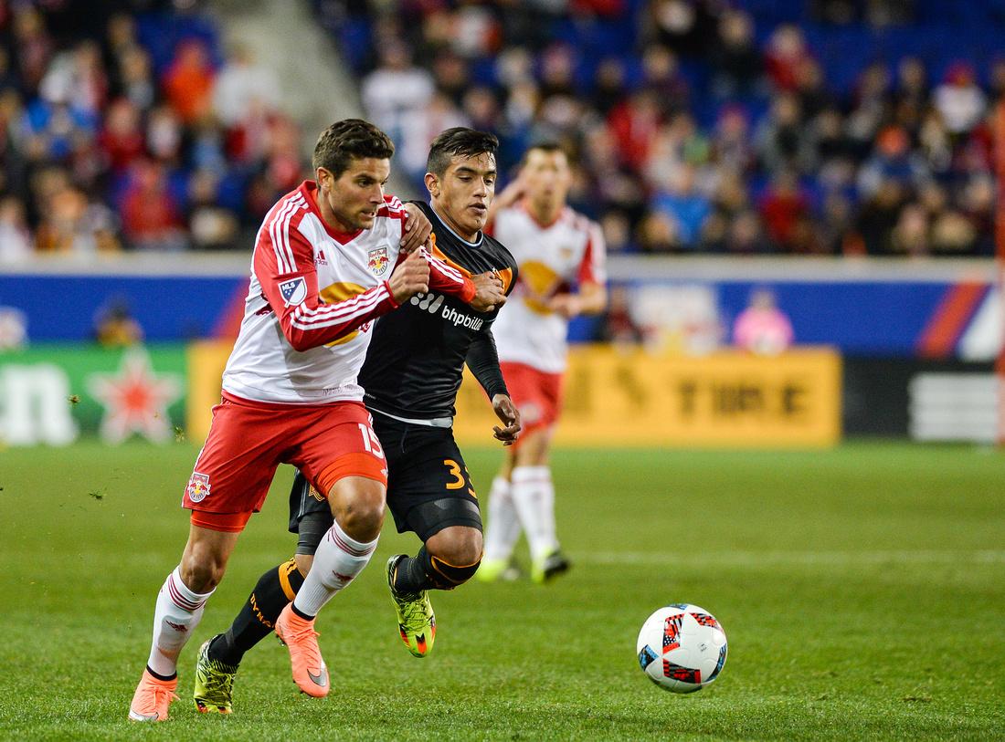 MLS: New York Red Bulls vs. Houston Dynamo