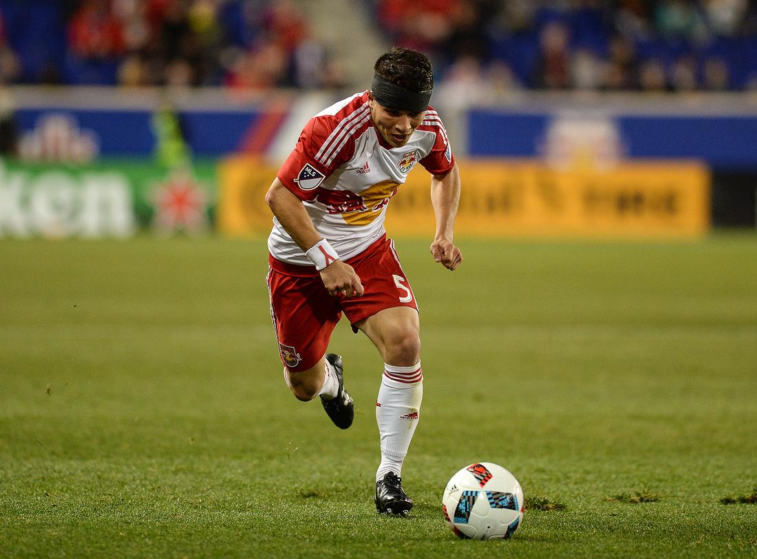 MLS: New York Red Bulls vs. Chicago Fire