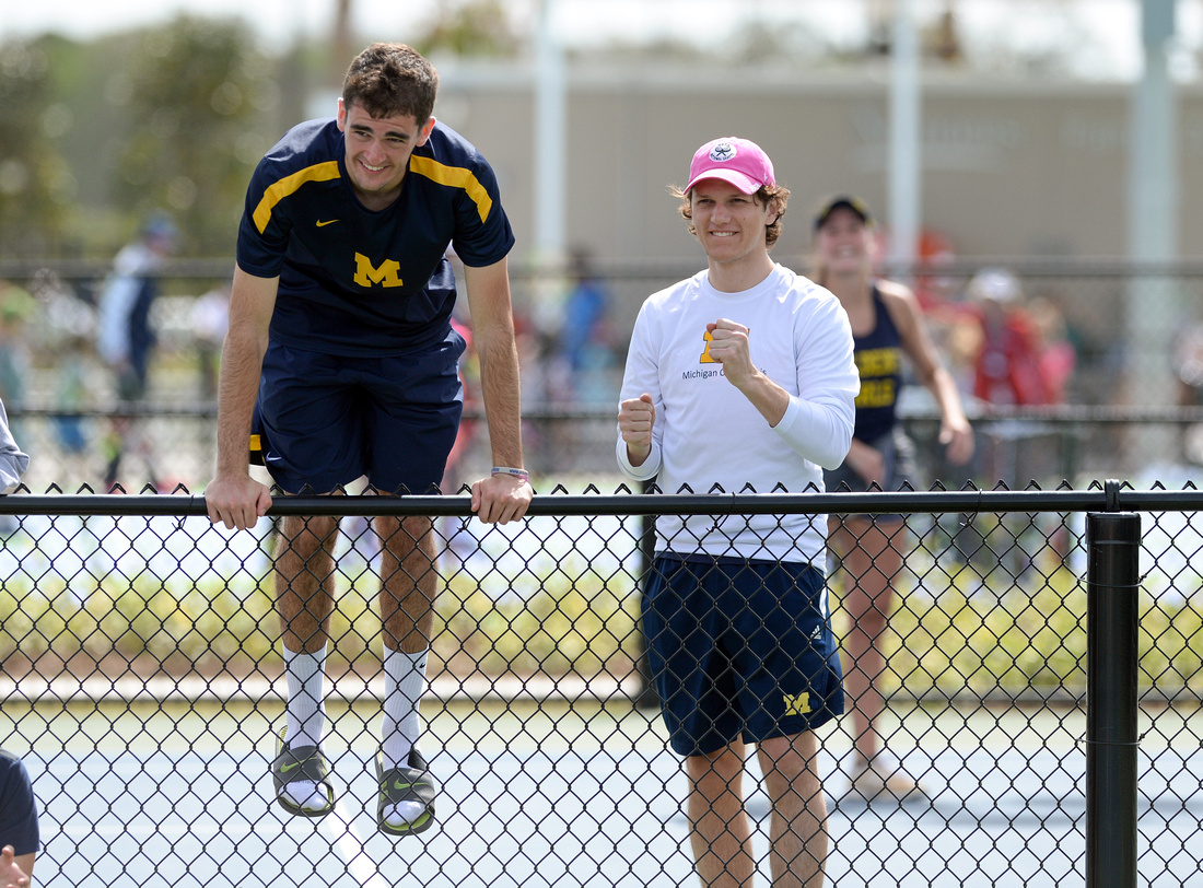 2017 Tennis On Campus National Championship, University of Michigan