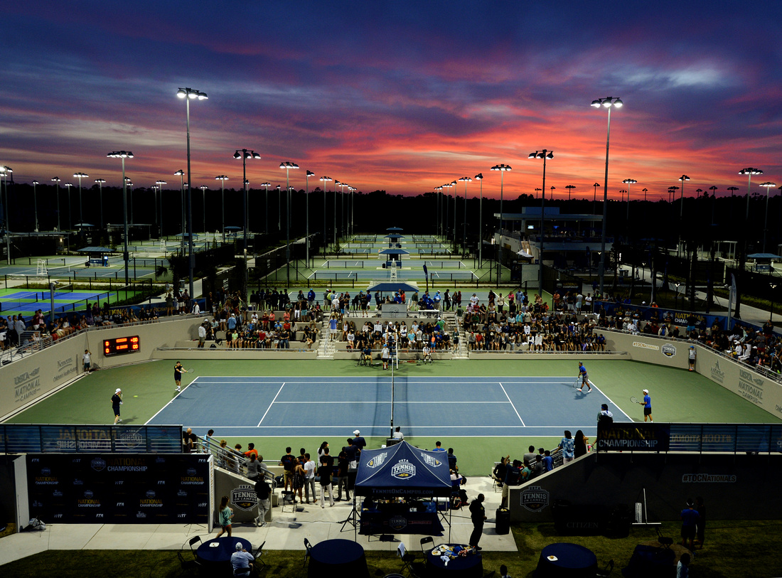 2017 Tennis On Campus National Championship, USTA National Campus