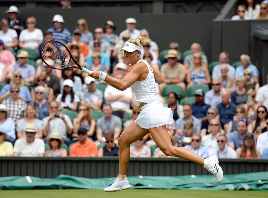Wimbledon 2017 Day 2, Angelique Kerber