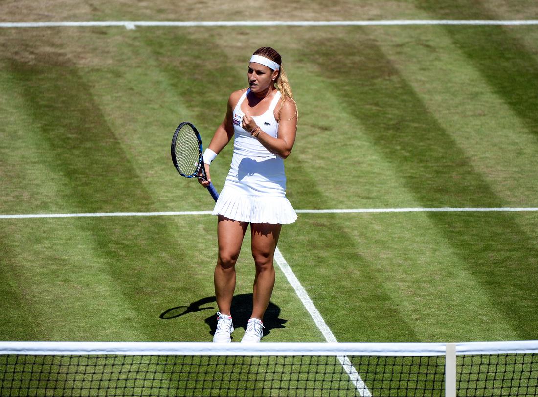Wimbledon 2017 Day 3, Dominika Cibulkova